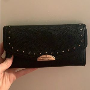 Kate Spade snap large wallet